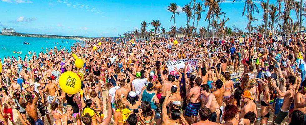 Beachparty Weekend